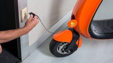 5 Sorprendentes vehículos eléctricos portátiles