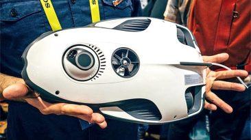 6 Drones acuáticos más increíbles
