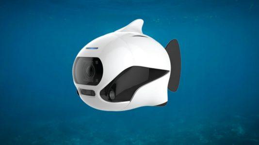 Biki, el primer drone biónico subacuático