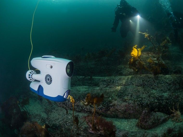 Blueye Pioneer, Drone Submarino