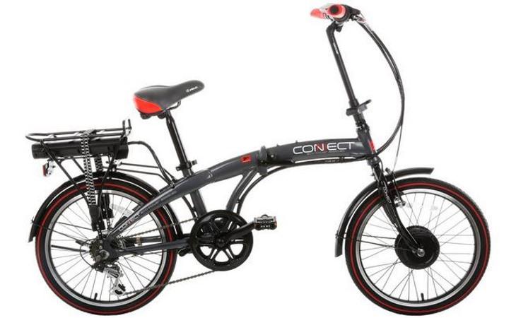Coyote Energy Folding Electric bike