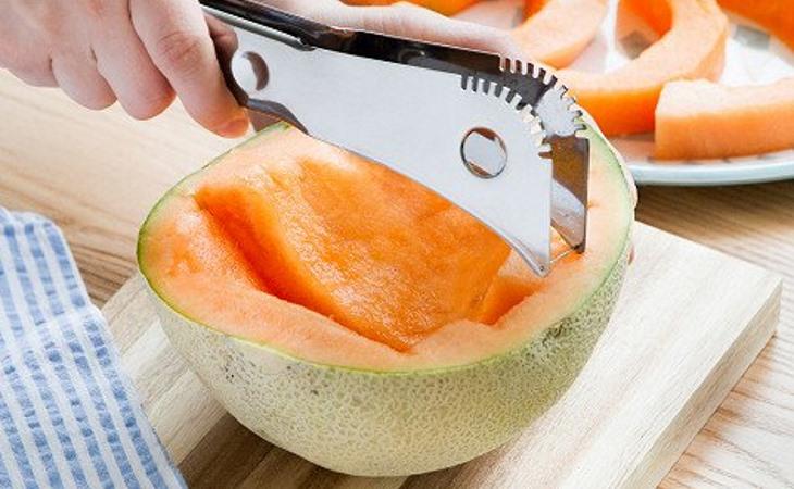 Melon Cutter & Server