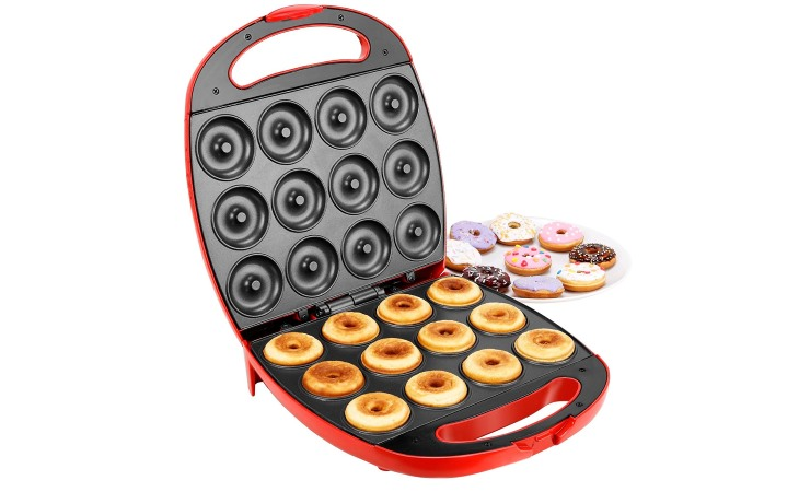 VonShef Mini Doughnut Maker