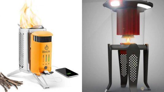 5 Geniales Gadgets para acampar #2