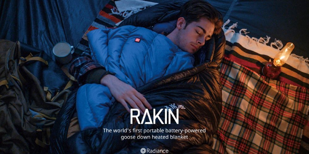 Rakin, manta termica