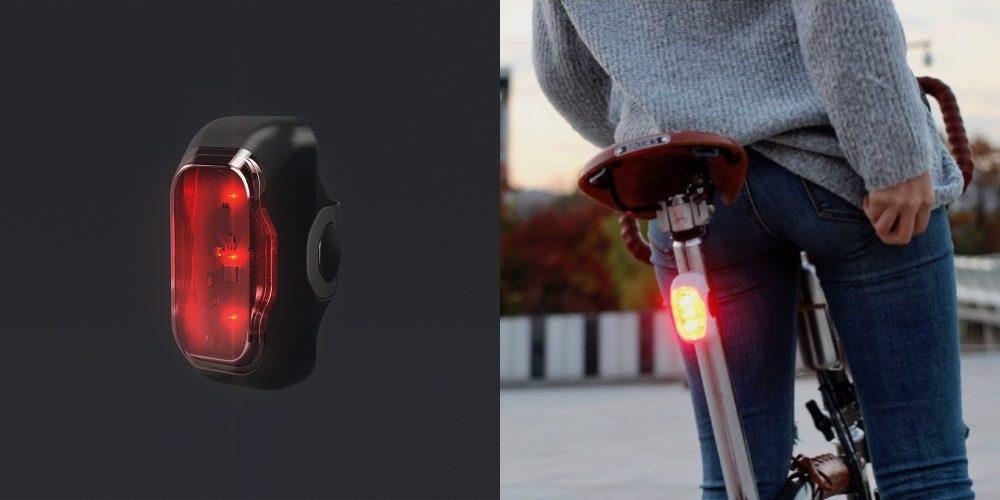 Rayo, iluminación inteligente para la bicicleta