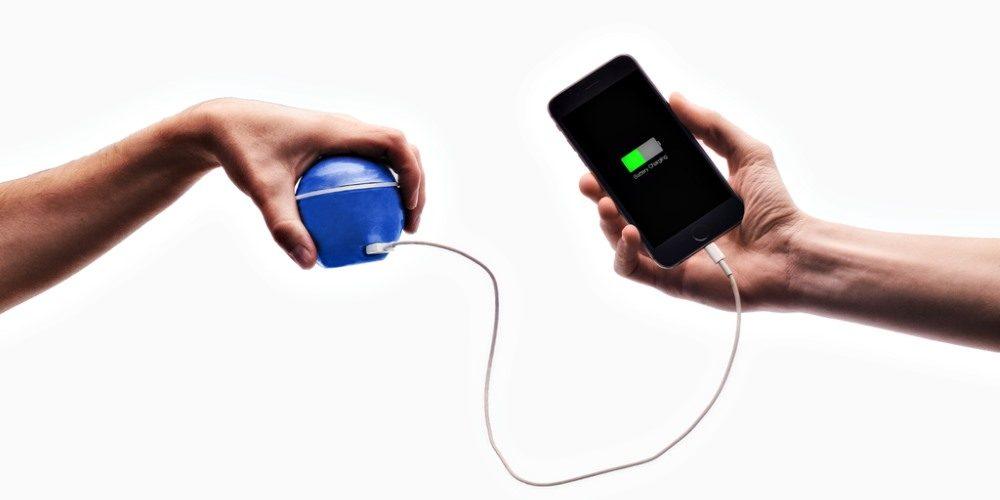 HandEnergy, cargador de bolsillo que se carga con tu mano