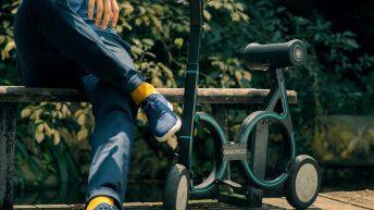 Smacircle S1, bicicleta electrica que cabe en una mochila