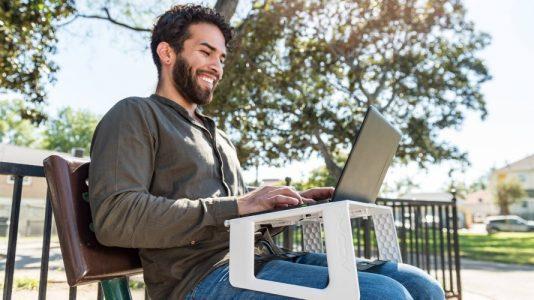 iMoov Astuto, soporte portatil para dispositivos