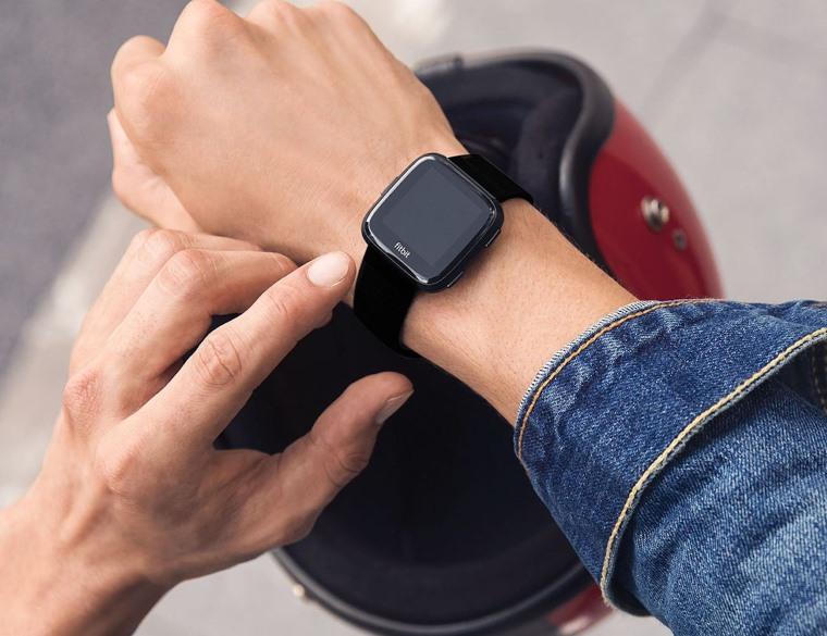Fitbit Versa, reloj inteligente