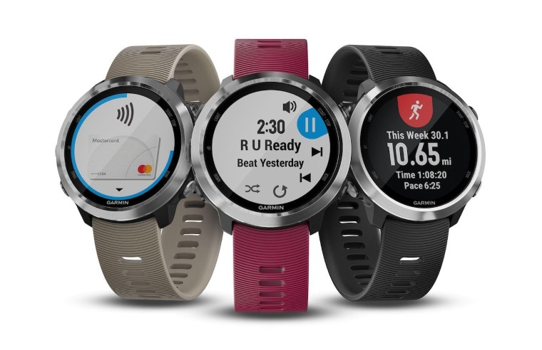 Garmin Forerunner 645 Music, colores