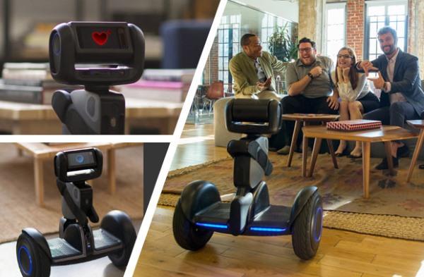 Loomo, segway robot futurista