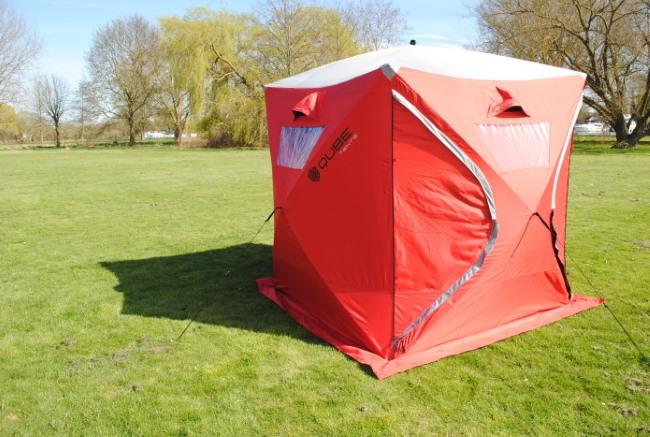 Qube Tents, tienda de campaña