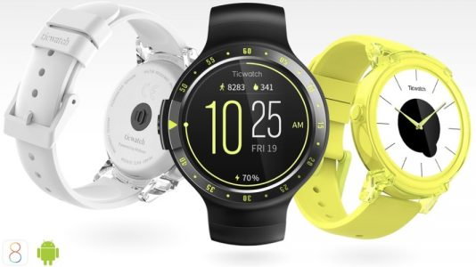 Ticwatch S & E