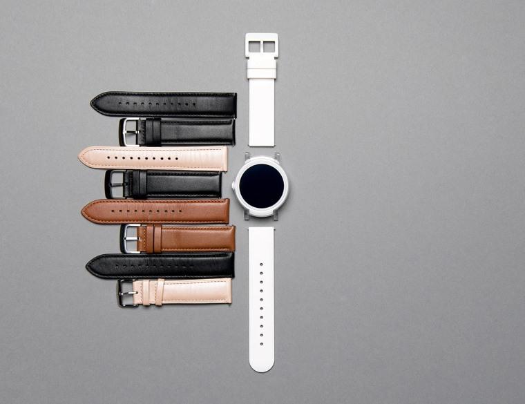 Ticwatch S & E, Correas intercambiables