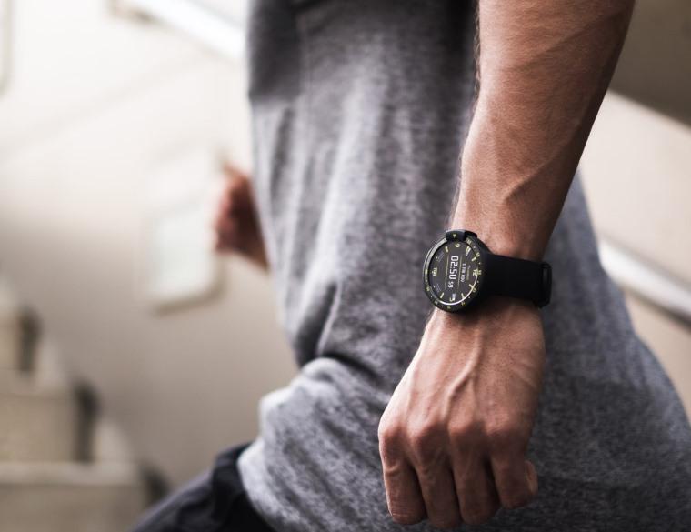 Ticwatch S, reloj inteligente deportivo