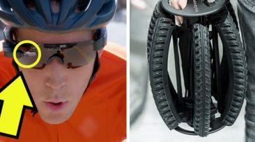 6 Impresionantes inventos para tu bicicleta