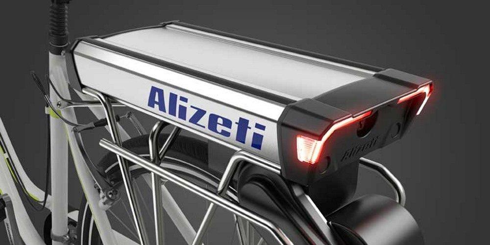 Alizeti, accesorio para transformar bicicleta tradicional en electrica