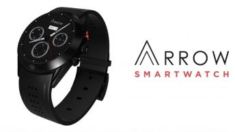 Arrow, Smartwatch con camara 360