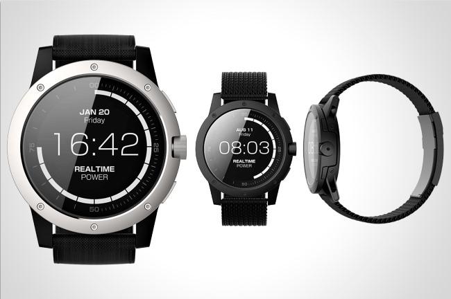 MATRIX PowerWatch, reloj inteligente