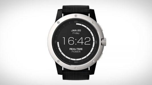 MATRIX PowerWatch, reloj que se carga con el calor del cuerpo