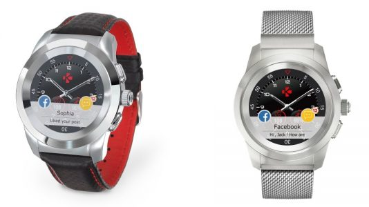 MiKronoz ZeTime, smartwatch hibrido