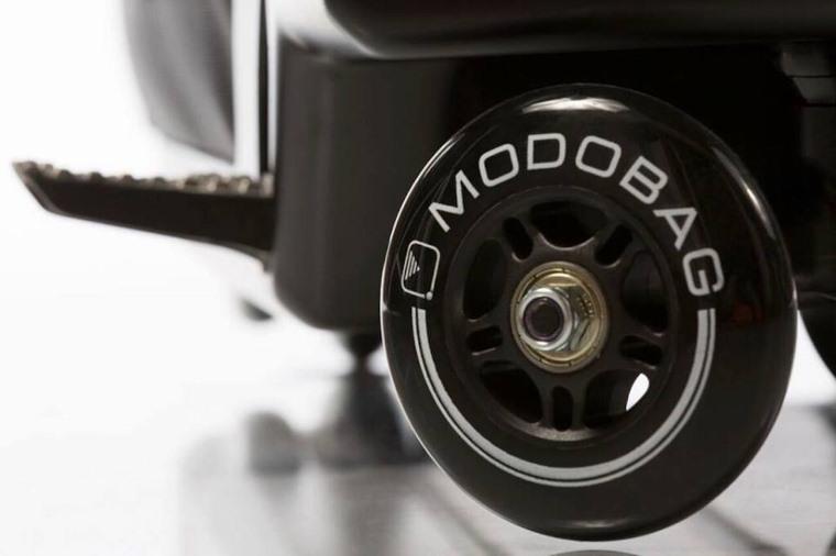 Modobag, la maleta motorizada