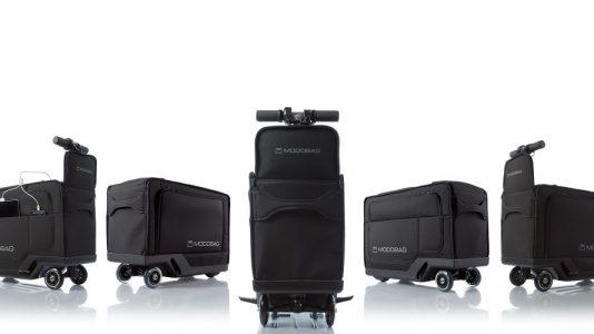 Modobag, la maleta que se convierte en vehiculo