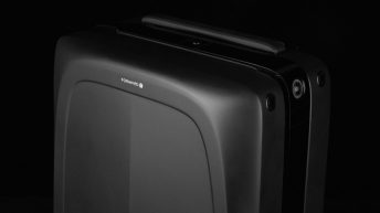 Ovis, la maleta fututista autonoma que sigue a su dueño