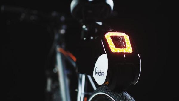 Rubbee X, convertir bicicleta en electrica