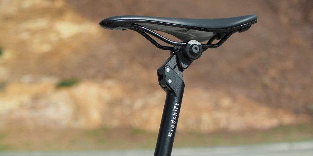 ShockStop Seatpost, Tija de sillin para bicicleta con suspension