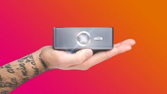 Sweam, compacto proyector con Android