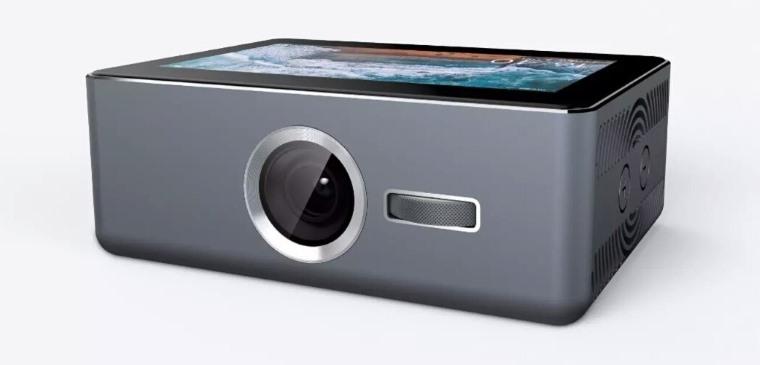 Sweam, proyector portatil