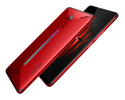 Detalles del Nubia Red Magic