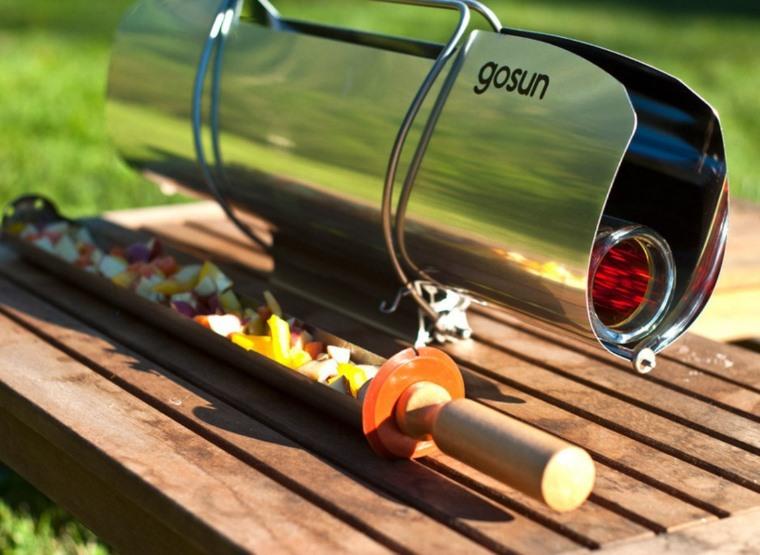 GoSun Stove, cocina solar portatil