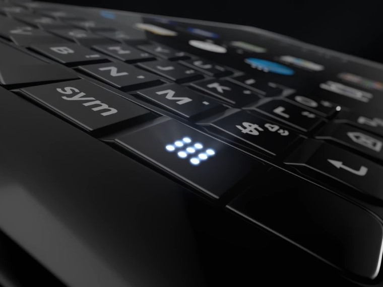 Prestaciones del BlackBerry Key2