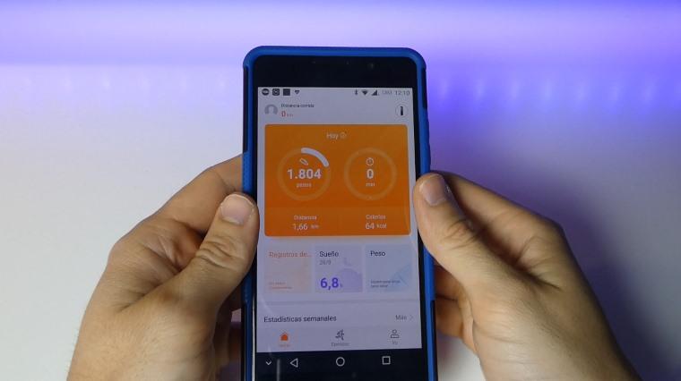 Funciones de la Huawei Honor Band 3 Smartband