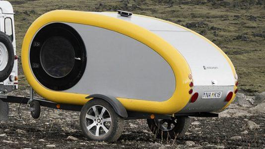 Las mejores minicasas rodantes para acampar