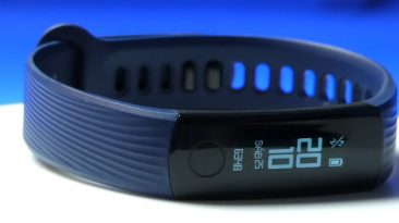 Review de la Huawei Honor Band 3 Smartband