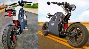 5 Geniales motos eléctricas