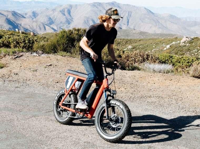 Características de la Juiced Bikes Scrambler