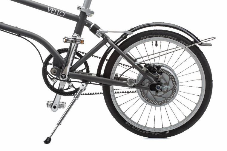 Caracteristicas de la Vello Bike