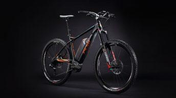 Caracteristicas de la bici electrica de montaña PESU