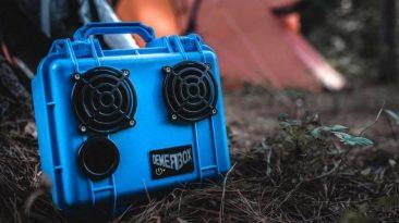 Demerbox, el altavoz bluetooth mas resistente del mundo