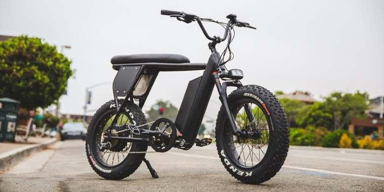 Juiced Bikes Scrambler eBike
