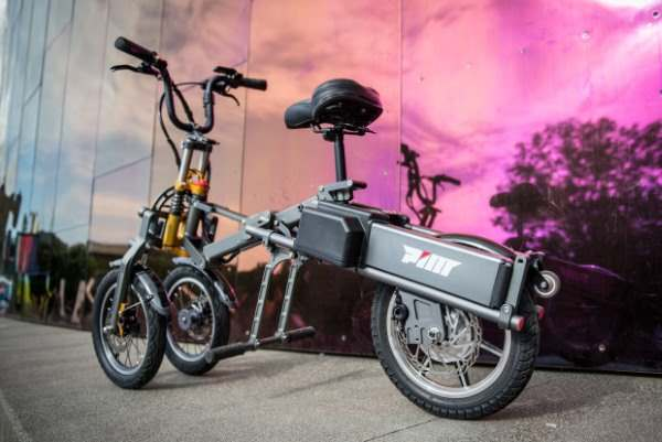 Mylo Electric Scooter, scooter electrico