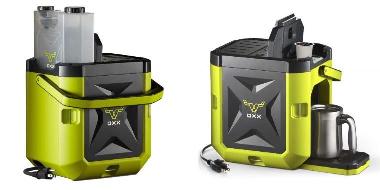 Oxx CoffeeBoxx, la mejor cafetera para acampar