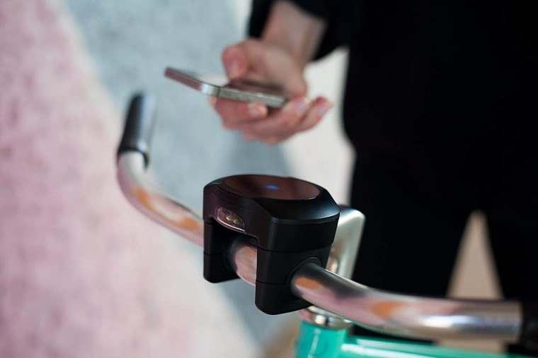 SmartHalo, accesorio gps de ciclismo