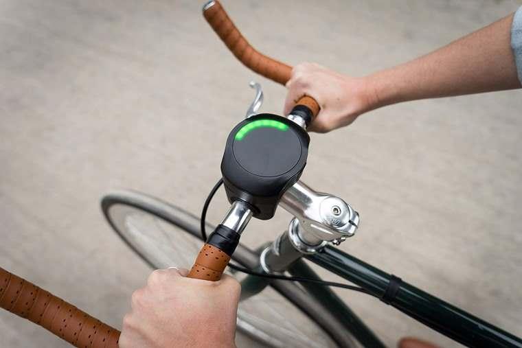 SmartHalo, accesorio gps para la bicicleta