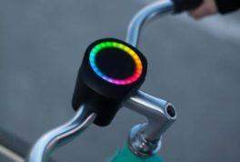 SmartHalo, dispositivo gps para el manillar de la bicicleta